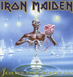 SEVENTH SON OF A.. .. SEVENTH SON IRON MAIDEN, Vinyl LP