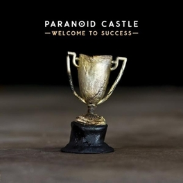 WELCOME TO SUCCESS PARANOID CASTLE, CD