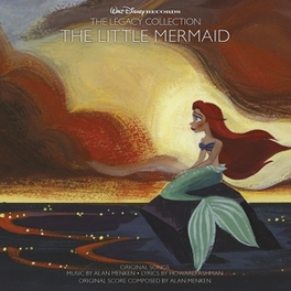 LITTLE MERMAID -LTD- THE LEGACY COLLECTION OST, CD