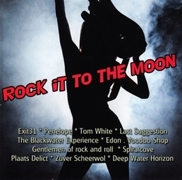 ROCK IT TO THE MOON V/A, CD