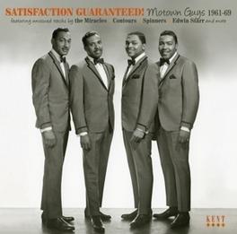 SATISFACTION GUARANTEED * MOTOWN GUYS 1961-69 * V/A, CD
