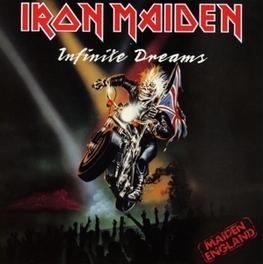 7-INFINITE DREAMS LIVE IRON MAIDEN, SINGLE