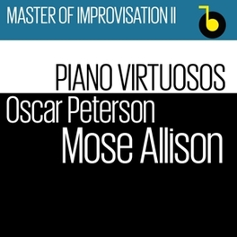 MASTER OF IMPROVISATION 2 PETERSON & ALLISON, CD