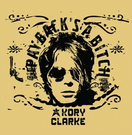 PAYBACKS'S BITCH KORY CLARKE, CD