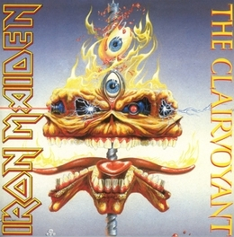 7-CLAIRVOYANT IRON MAIDEN, SINGLE