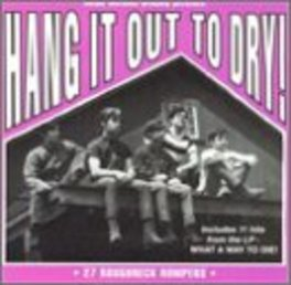 7-HANG IT OUT TO DRY! V/A, SINGLE