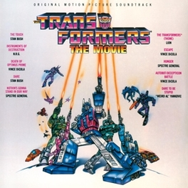 TRANSFORMERS *DELUXE.. .. EDITION* // 180 GRAM AUDIOPHILE VINYL / PVC SLEEVE OST, LP