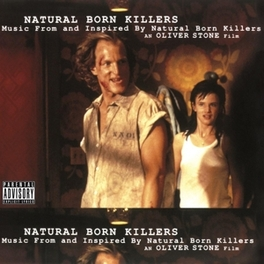 NATURAL BORN KILLERS.. .. *DELUXE EDITION* // 180 GR / GATEFOLD / PVC SLEEVE OST, LP