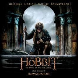 HOBBIT - BATTLE.. -LTD- .. FIVE ARMIES / BY HOWARD SHORE HOWARD SHORE, CD