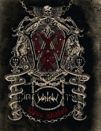 OPUS DIABOLI -CD+DVD- 16PG. BOOKLET WATAIN, CD