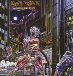 SOMEWHERE IN TIME IRON MAIDEN, Vinyl LP
