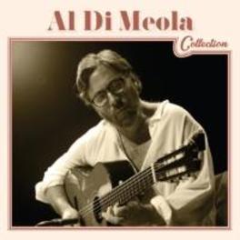AL DI MEOLA COLLECTION AL DI MEOLA, CD