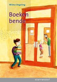 Boekenbende Sterrenstof, Wilma Degeling, Hardcover