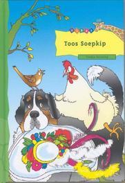 Toos Soepkip Giraf, Ynskje Penning, Hardcover