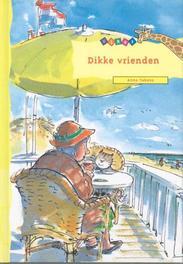 Dikke vrienden Giraf, Takens, Anne, Hardcover