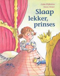 Slaap lekker, prinses Schelpjes, Lida Dijkstra, Hardcover