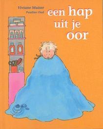 Een hap uit je oor Schelpjes, Viviane Muiser, Hardcover