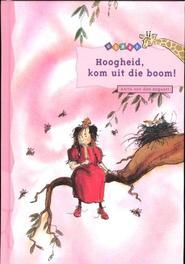 Hoogheid, kom uit die boom! Giraf, Van den Bogaart, Anita, Hardcover