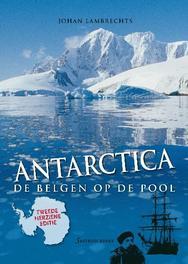 Antarctica de Belgen op de pool, Lambrechts, Johan, Paperback