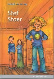 Stef Stoer Sterrenstof, Van der Jagt, Liesbeth, Hardcover