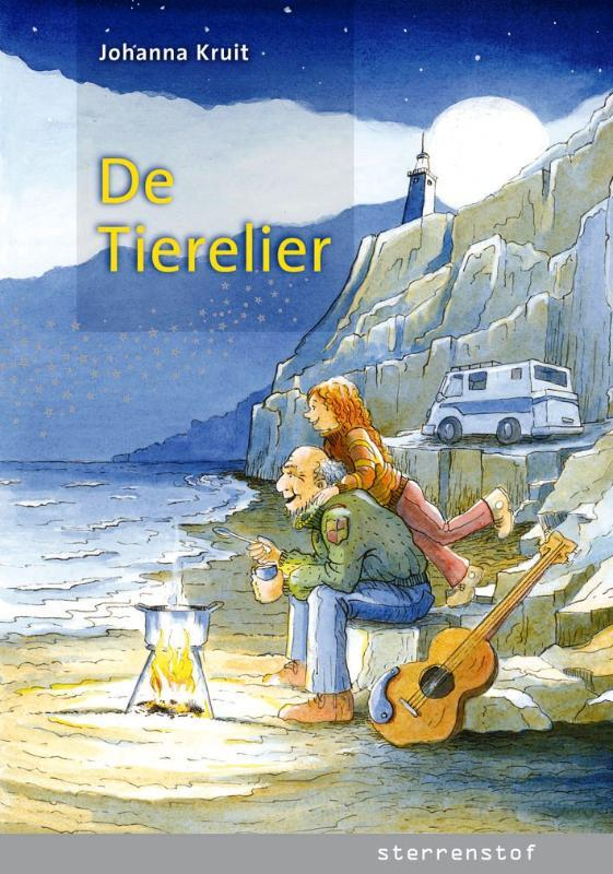 De Tierelier Sterrenstof, Kruit, Johanna, Hardcover
