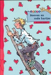 Boeven en rode hartjes Giraf, Vander Heyden, Gil, Hardcover