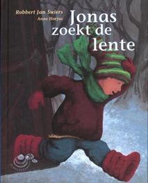Jonas zoekt de lente Schelpjes, Robbert Jan Swiers, Hardcover