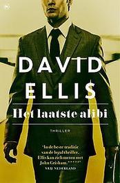 Het laatste alibi David Ellis, Paperback