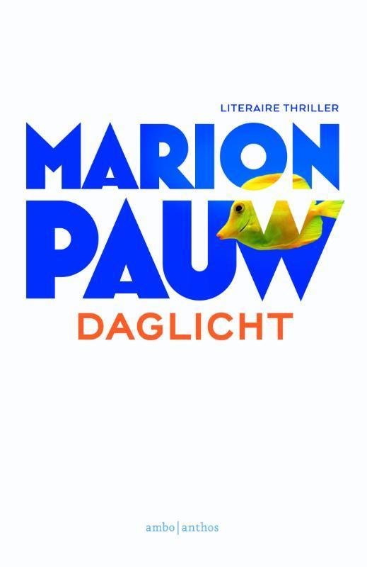 Daglicht Pauw, Marion, Paperback