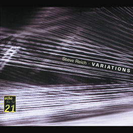 VARIATIONS FOR WINDS SAN FRANCISCO SYMPHONY/EDO DE WAART Audio CD, S. REICH, CD