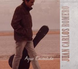 AGUA ENCENDIDA JUAN CARLOS ROMERO, CD