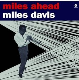 MILES AHEAD -HQ- ORCHESTRA UNDER THE DIRECTION OF GIL EVANS / 180GR. MILES DAVIS, Vinyl LP