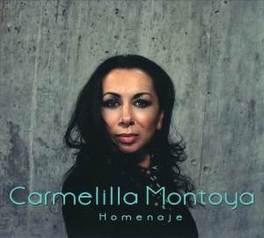 HOMENAJE Karonte, Carmelilla Montoya, CD