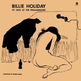 AT JAZZ AT THE.. -HQ- .. PHILHARMONIC - PLUS 4 BONUS TRACKS & DOWNLOAD CODE BILLIE HOLIDAY, Vinyl LP