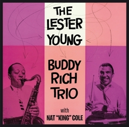 WITH NAT KING COLE PLUS 8 BONUS TRACKS LESTER/BUDDY RICH YOUNG, CD