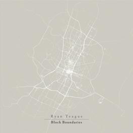 BLOCK BOUNDARIES -HQ- 180GR. VINYL RYAN TEAGUE, Vinyl LP