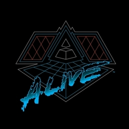 ALIVE 2007 -HQ- DAFT PUNK, LP
