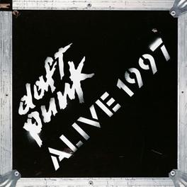 ALIVE 1997 -HQ- DAFT PUNK, Vinyl LP