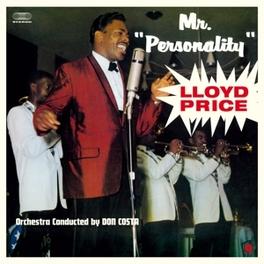 MR. PERSONALITY -HQ- INCL. 2 BONUS TRACKS & DOWNLOAD LLOYD PRICE, Vinyl LP