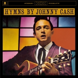 HYMNS BY JOHNNY CASH -HQ- PLUS 2 BONUS TRACKS & DOWNLOAD CODE JOHNNY CASH, LP