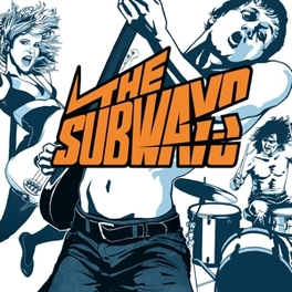 SUBWAYS *4TH STUDIO ALBUM BY U.K. ROCK TRIO* SUBWAYS, CD