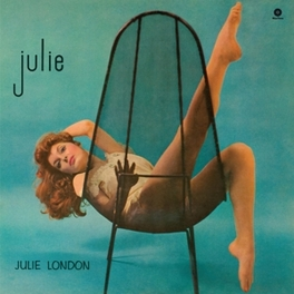 JULIE -HQ/BONUS TR- 1 BONUS TRACK  / 180GR. JULIE LONDON, LP
