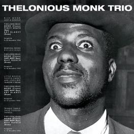 THELONIOUS MONK TRIO 9 BONUS TRACKS MONK, THELONIOUS -TRIO-, CD