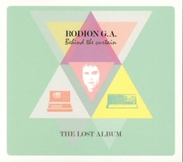 BEHIND THE CURTAIN -.. *ROMANIAN PSYCH-JAZZ RECORDED 1978-1984* RODION G.A., CD