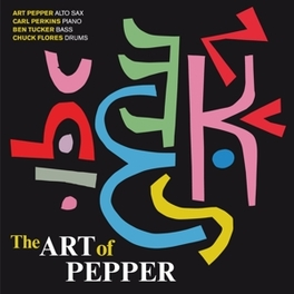 ART OF PEPPER PLUS 3 BONUS TRACKS - 2 ALBUMS ON 1 CD ART PEPPER, CD