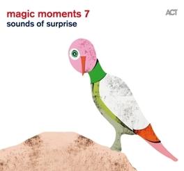 MAGIC MOMENTS 7 Various, CD