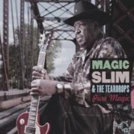 PURE MAGIC MAGIC SLIM & THE TEARDROP, CD