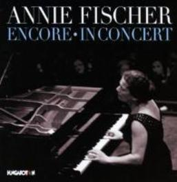 ENCORE - IN CONCERT ANNIE FISCHER, CD