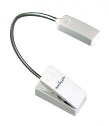 Leeslamp LED voor Ereader, witte uitvoering