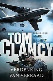 Tom Clancy: Verdenking van verraad Tom Clancy, Paperback